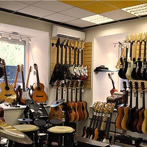 Музыкальные магазины Лисьего Носа