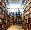 Библиотеки в Лисьем Носе